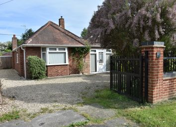 Thumbnail 3 bed detached bungalow for sale in Park Road, Didcot, Oxon