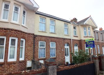 Thumbnail 3 bedroom terraced house for sale in Stratford Road, Milford Haven, Pembrokeshire