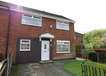 Thumbnail 2 bedroom property for sale in Birkett Drive, Preston