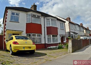 Thumbnail 3 bedroom terraced house for sale in Cameron Road, Seven Kings