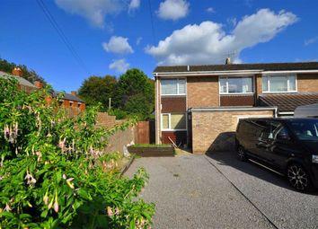 Thumbnail 3 bed semi-detached house for sale in Cedar Close, Ebley, Stroud