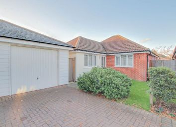Thumbnail 3 bed detached bungalow for sale in Poundfield Close, Station Road, Alresford, Colchester