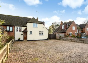 Thumbnail 3 bed semi-detached house for sale in The Village, Finchampstead, Wokingham, Berkshire