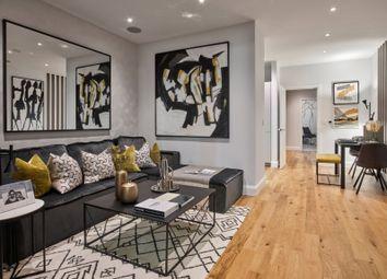 Thumbnail 2 bed flat for sale in Wornington Road, Portobello Square, Ladbroke Grove, London