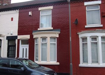 Thumbnail 2 bed terraced house to rent in Sunbeam Road, Old Swan, Liverpool