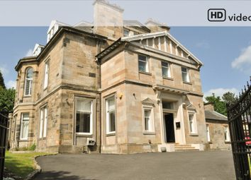 Thumbnail 4 bed flat for sale in Drymen Road, Bearsden, Glasgow