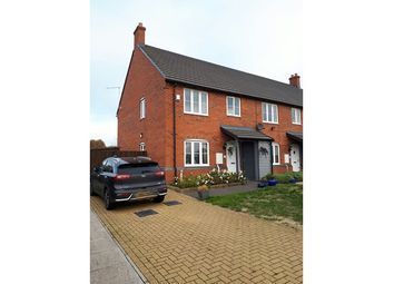 Thumbnail 3 bed semi-detached house for sale in 1 Spinney Farm Close, Elmesthorpe, Leicestershire, Leicestershire