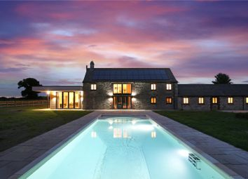 Thumbnail 6 bed detached house for sale in Upthorpe, Cam, Dursley, Gloucestershire