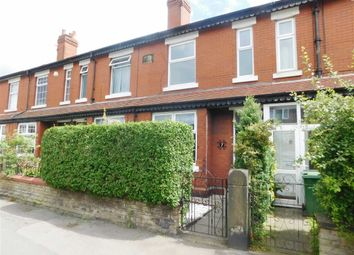 Thumbnail 2 bed terraced house for sale in Harrytown, Romiley, Stockport