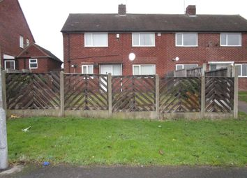 Thumbnail 2 bed property to rent in Burns Road, Worksop