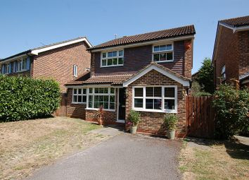 Thumbnail 4 bed detached house for sale in Cabbell Place, Addlestone