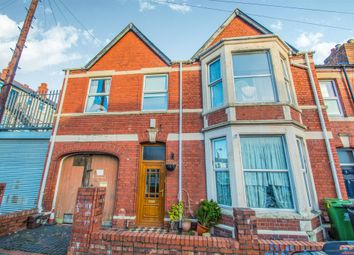 Thumbnail 6 bed end terrace house for sale in Nottingham Street, Canton, Cardiff
