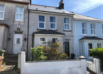 Thumbnail 3 bed terraced house for sale in Carmarthen Road, St. Judes, Plymouth