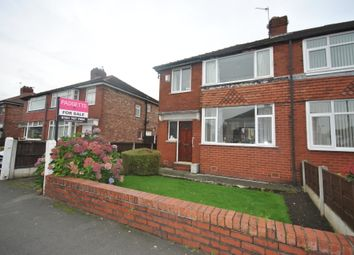Thumbnail 3 bed semi-detached house for sale in Blandford Road, Manchester