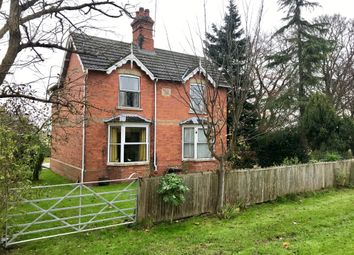 Thumbnail 4 bed detached house for sale in Folkingham Road, Billingborough, Sleaford