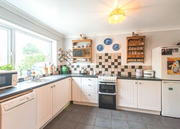 Thumbnail 4 bed detached bungalow for sale in New Common Road, Market Weston, Diss
