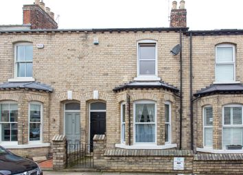 Thumbnail 2 bed terraced house to rent in Russell Street, York