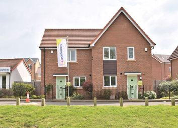 Thumbnail 2 bed semi-detached house to rent in Sowe Way, Spirit Quarters, Coventry