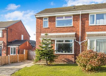 Thumbnail 3 bed semi-detached house for sale in Marston Avenue, Morley, Leeds
