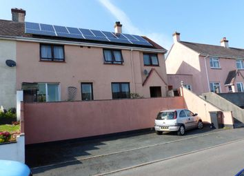 Thumbnail 3 bed semi-detached house for sale in Henacre Road, Kingsbridge