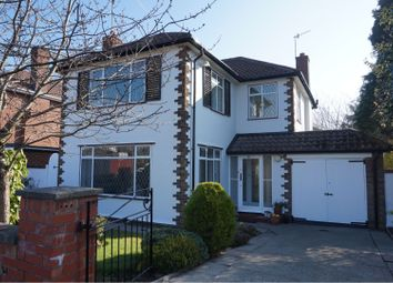 Thumbnail 4 bed detached house to rent in Fawley Road, Liverpool