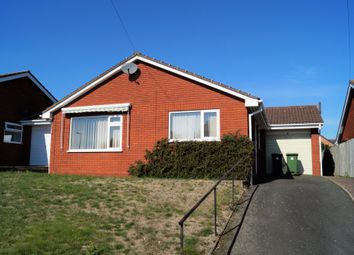 Thumbnail 2 bed detached bungalow for sale in Kielder Rise, Worcester