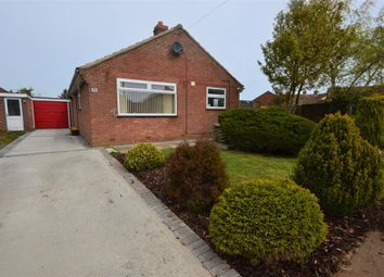 Thumbnail 2 bedroom detached bungalow for sale in Cecil Road, Hunmanby, Filey