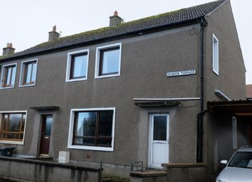 Thumbnail 3 bed property for sale in Seaview Terrace, Thurso
