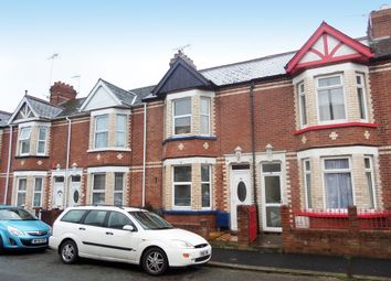Thumbnail 3 bed terraced house for sale in Shaftesbury Road, St. Thomas, Exeter