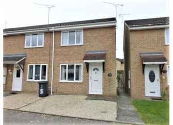 Thumbnail 2 bed end terrace house for sale in Boydell Close, Swindon