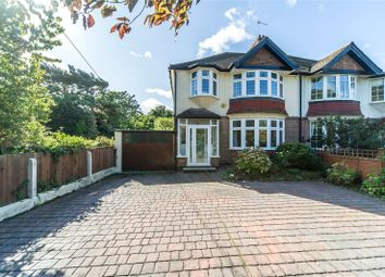 Thumbnail 3 bed semi-detached house for sale in Bexley Road, Eltham, London