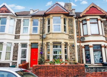 Thumbnail 3 bed terraced house for sale in Luckwell Road, Ashton