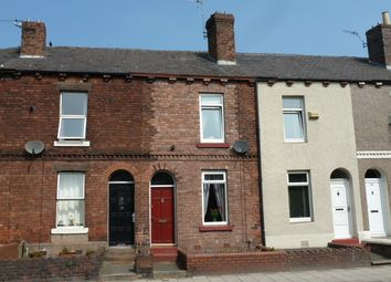 Thumbnail 2 bed terraced house to rent in Wigton Rd, Carlisle
