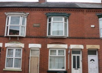 Thumbnail 2 bed property to rent in Mountcastle Road, Leicester, West End