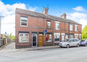 Thumbnail 2 bed terraced house for sale in Compton Street, Stoke-On-Trent