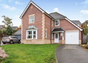 Thumbnail 4 bed detached house for sale in Pavilion Way, Congleton, Cheshire