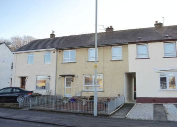 Thumbnail 3 bedroom terraced house for sale in Craigie Way, Ayr