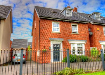 Thumbnail 4 bed detached house for sale in Michigan Place, Great Sankey, Warrington
