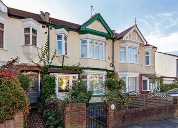 Thumbnail 3 bed terraced house for sale in Harpenden Road, London