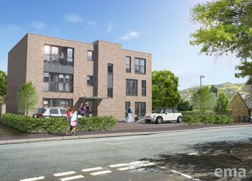 Thumbnail 2 bed flat for sale in Plot 1, Loaning Road, Edinburgh