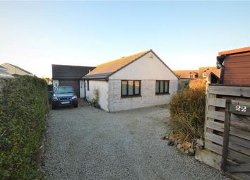Thumbnail 3 bed detached bungalow for sale in Trelissick Fields, Hayle