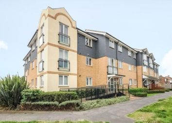 Thumbnail 1 bed flat to rent in Bowes Road, Staines