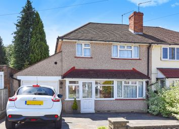 Thumbnail 3 bed terraced house for sale in Farley Road, Selsdon, South Croydon