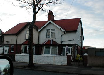 Thumbnail 1 bed flat to rent in Balmoral Road, Morecambe