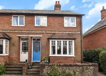 Thumbnail 3 bed semi-detached house for sale in Hill Rise, Twyford, Winchester, Hampshire
