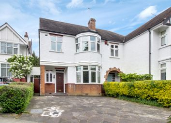 Thumbnail 3 bedroom semi-detached house for sale in Old Park Avenue, Enfield