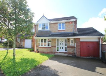 Thumbnail 4 bed detached house for sale in Sycamore Road, Latchbrook, Saltash
