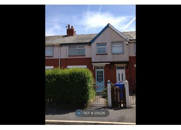 Thumbnail 3 bed terraced house to rent in Cambridge Road, Fleetwood