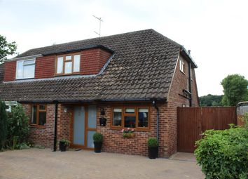 Thumbnail 3 bed semi-detached house for sale in Heather Drive, Lindford, Bordon