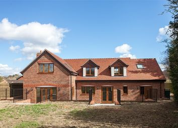 Thumbnail 4 bed detached house for sale in Chapel Lane, Ashford Hill, Thatcham